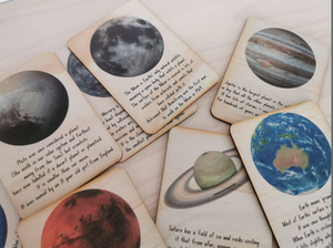 Outdoor Space Cards- 11 pieces