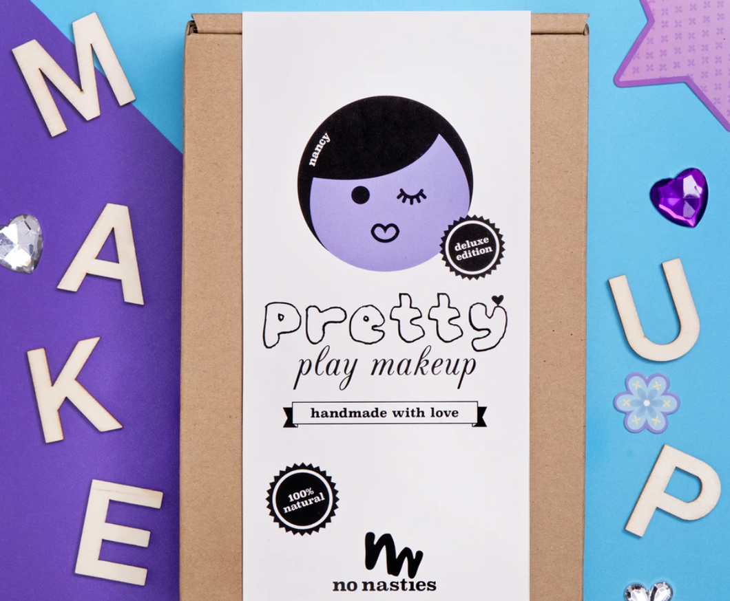 No Nasties New Nancy Pretty Play Make Up in Purple