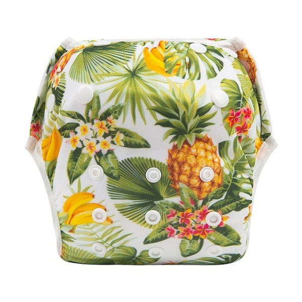 Super Fun Reusable, Leakproof, Adjustable Swim Diapers