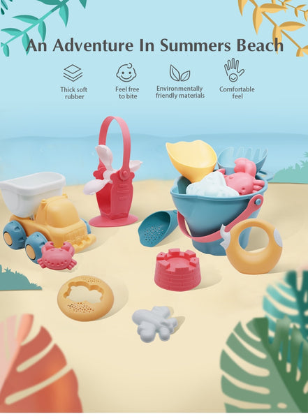 High Quality Soft Durable Beach Toy Sets