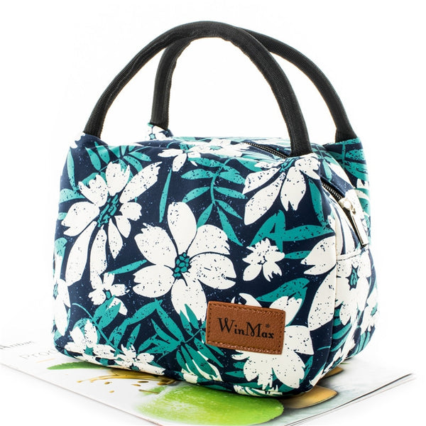 Waterproof Tropical Designs Cooler Bag