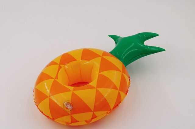 Fun Pineapple Floating Drink Holders