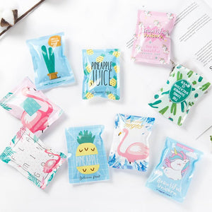 Fun Reusable Ice Packs