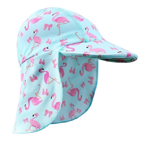 Flamingo Hat