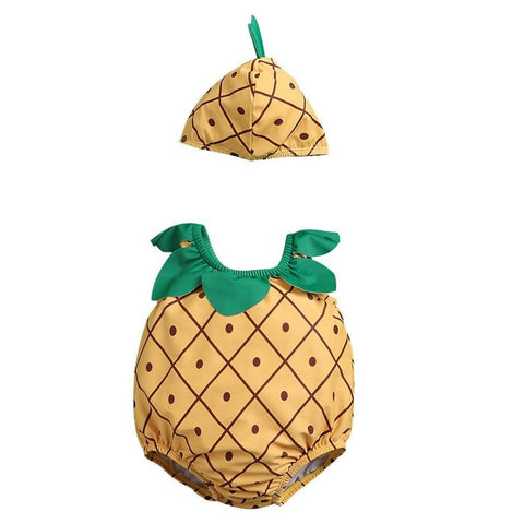 pineapple swimsuit for boys or girl