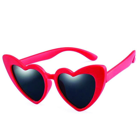 heart sunglasses for babies and kids