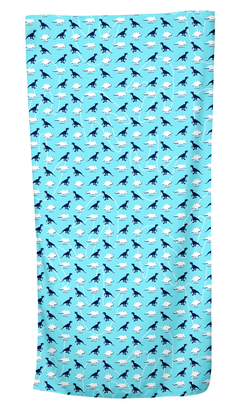 UPF 50 Towel/Wrap - Dino Jr.