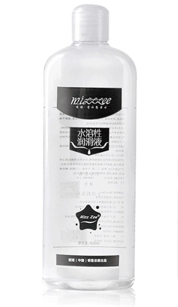 Water Based Personal Lubricant 400ml