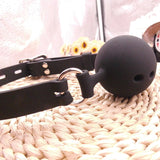 breathable ball gag bdsm