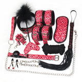 High quality BDSM bondage set, 10 pieces