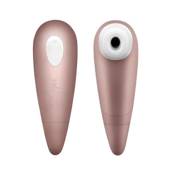 satisfyer air-pulse clitoris stimulator