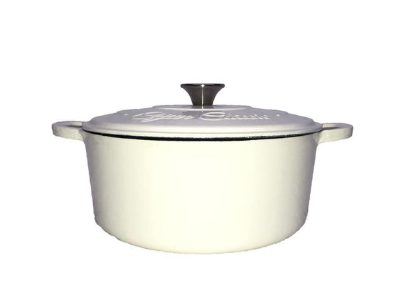5 quart Enamel Dutch Oven - Richard's Supply Inc