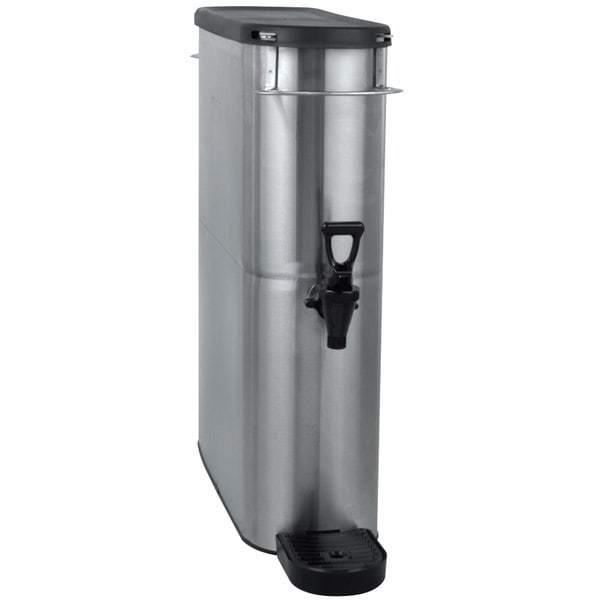 Bunn 4 Gallon Narrow Iced Tea Dispenser - Richard's Supply Inc