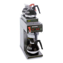 Bunn 12 Cup Automatic Coffee Brewer with 3 Warmers - Richard's Supply Inc