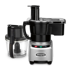 Waring Commercial 1 Speed Batch/Bowl Food Processor w/ 4 qt Bowl,