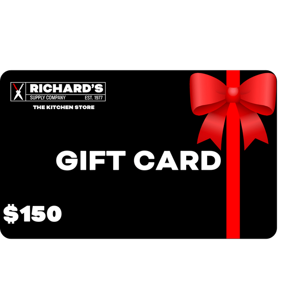 Kitchen Store Gift Card - Richard's Supply Inc