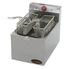 Eagle 15lbs Countertop Electric Fryer, 120 V - Richard's Supply Inc