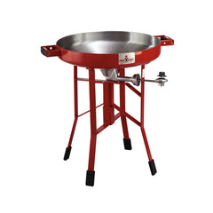"THE ORIGINAL FIREDISC – 24"" SHORT PORTABLE PROPANE COOKER"