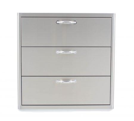 Blaze 30 in Triple Access Drawer