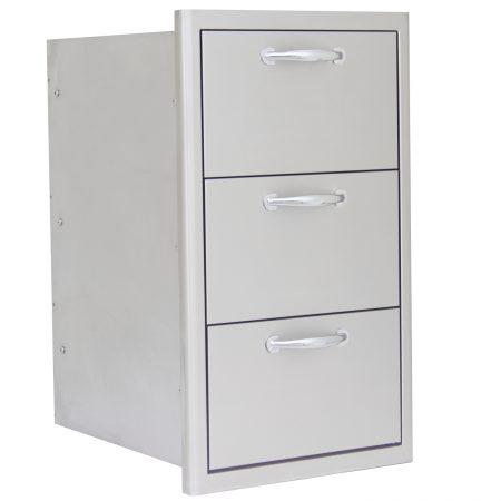 Blaze 16 in Triple Access Drawer - Richard's Supply Inc