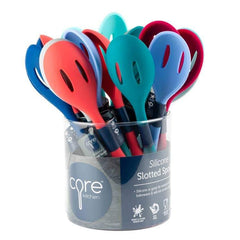 Core Silicone Slotted Spoon - Richard's Supply Inc