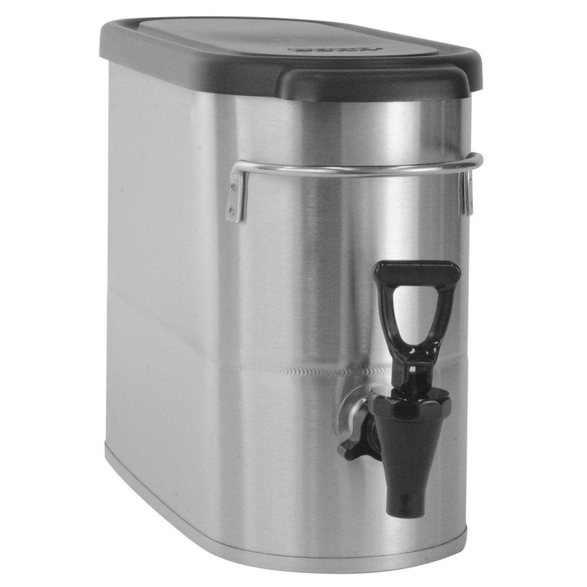 2 Gallon Low Profile Iced Tea Dispenser - Richard's Supply Inc