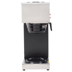 VPR 12 Cup Pourover Coffee Brewer with 2 Warmers