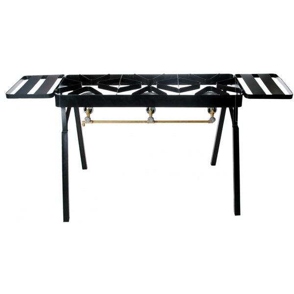 3 BURNER STOVE W/LEGS AND WINGS – LOW PRESSURE - Richard's Supply Inc