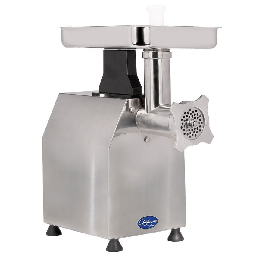 Globe Chefmate Meat Chopper w/ #22 Head Size & 450 lbs Meat/hr, 115v