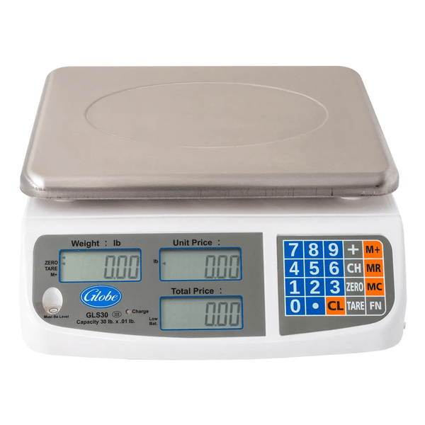 30 lb Price Computing Scale w/ LCD Display
