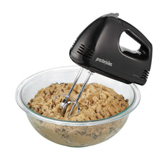 Easy Mix™ 5 speed (black) hand mixer