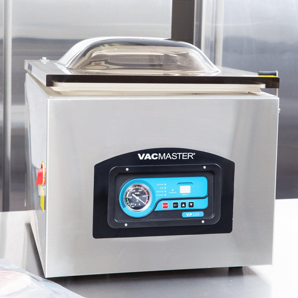 VacMaster VP320 Chamber Tabletop Vacuum Packaging Machine
