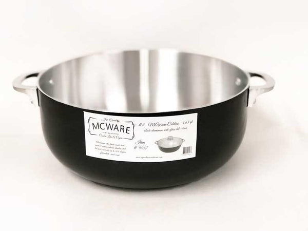 Caldero Black Aluminum Dutch Oven Set - Richard's Supply Inc