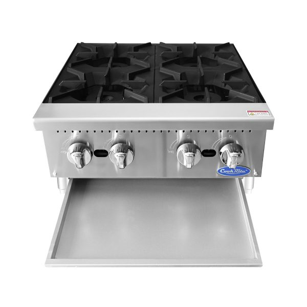 CookRite Heavy Duty Countertop Range (Hot Plates)
