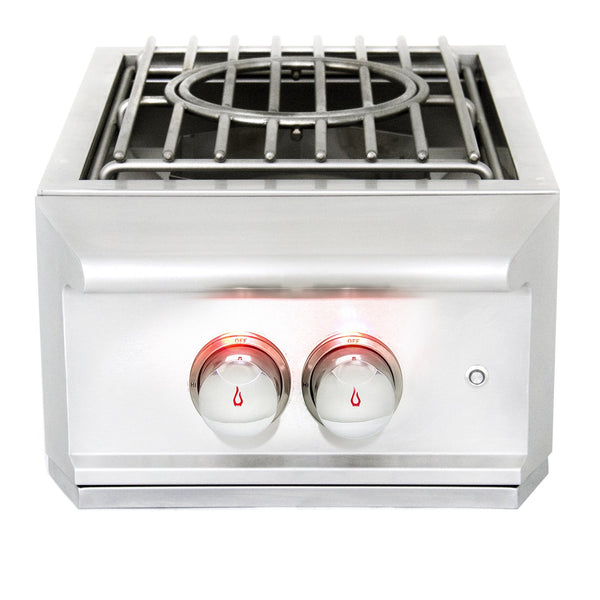 Blaze Professional Built-In High Performance Power Burner - Richard's Supply Inc