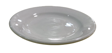 "Royal 5 1/2"" Narrow Rim Plate"