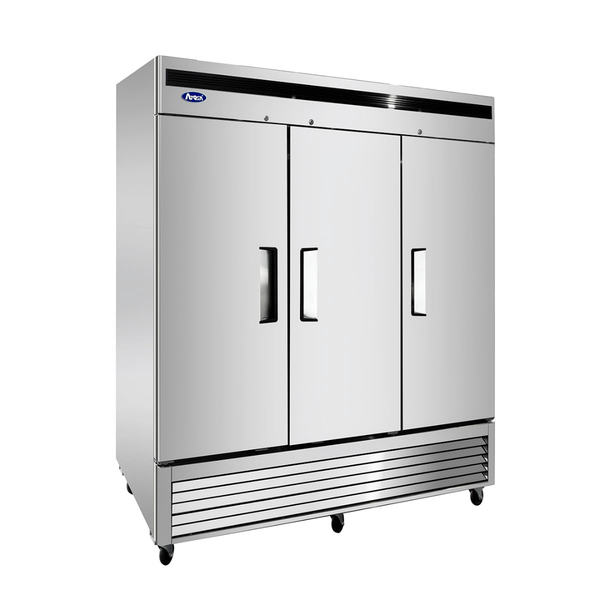 Atosa Bottom Mount (3) Door Refrigerator