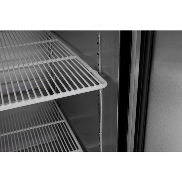 Atosa Bottom Mount (1) Door Low Height Refrigerator