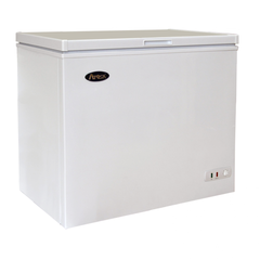 Atosa Solid Top Chest Freezer, 7 Cu Ft