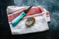 Toadfish PUT 'EM BACK Oyster Knife
