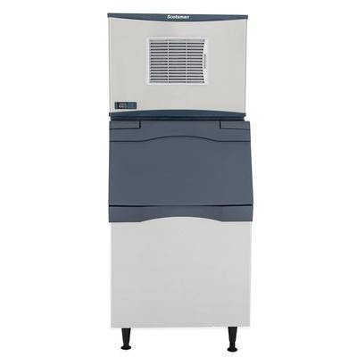Scotsman Cube Style Ice Machine, 400 lbs production