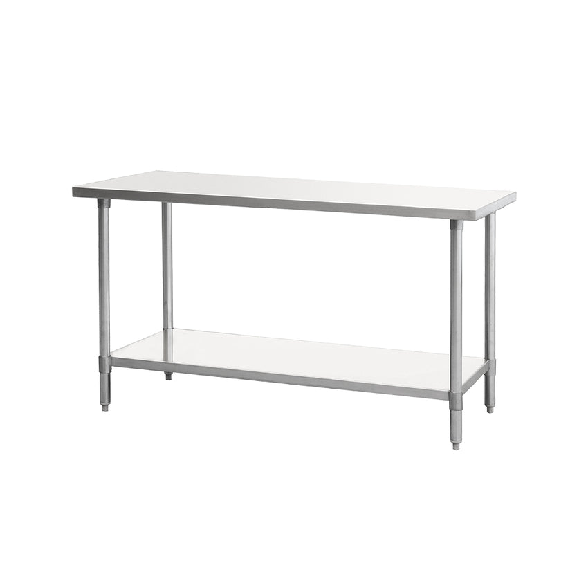 MixRite 30″ Series – 60″ Work Table (Galvanized Legs)