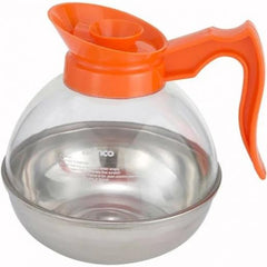 64 oz Polycarbonate Decaf Coffee Decanter - Richard's Supply Inc