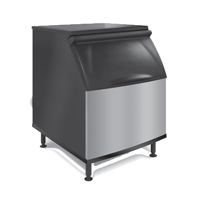 Ice Storage Bin 365 lb Capacity