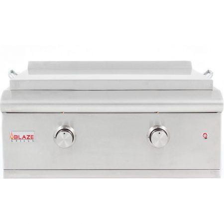 BLAZE 30-INCH BUILT-IN GAS GRIDDLE LTE - Richard's Supply Inc