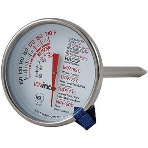 "5"" Hand Held Meat Thermometer - Richard's Supply Inc"