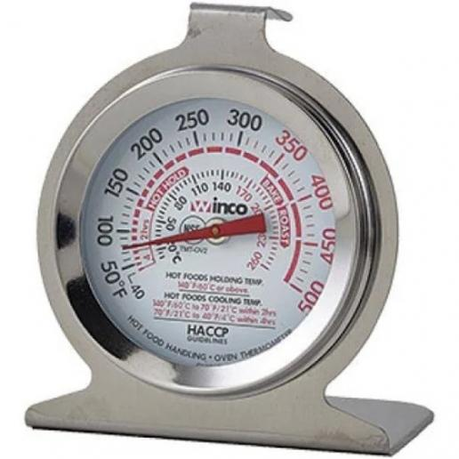 "2"" Diameter Oven Thermometer - Richard's Supply Inc"