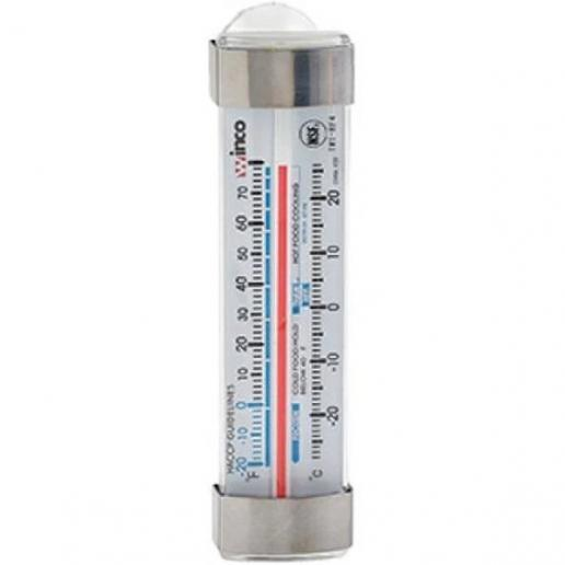 "3 1/2"" Refrigerator/Freezer Thermometer - Richard's Supply Inc"