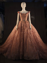 Load image into Gallery viewer, Pink Ballgown Princess