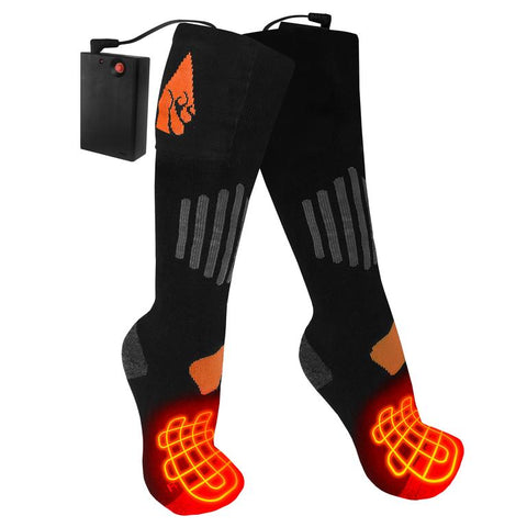 ActionHeat 5V Heated Socks - Wool
